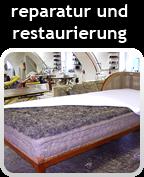 reparatur und restaurierung